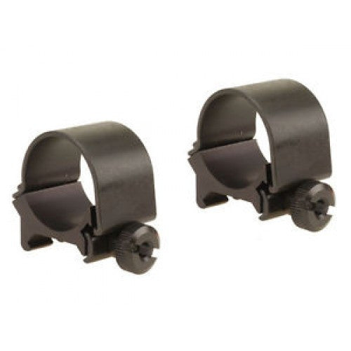 Weaver detachable top mount rings 1