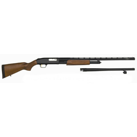 Mossberg Model 500 Crown Grade Combo
