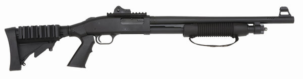 Mossberg 500 SPX Tactical Pump-action shotgun Mossberg 500 SPX Tactical Pump-action Shotgun