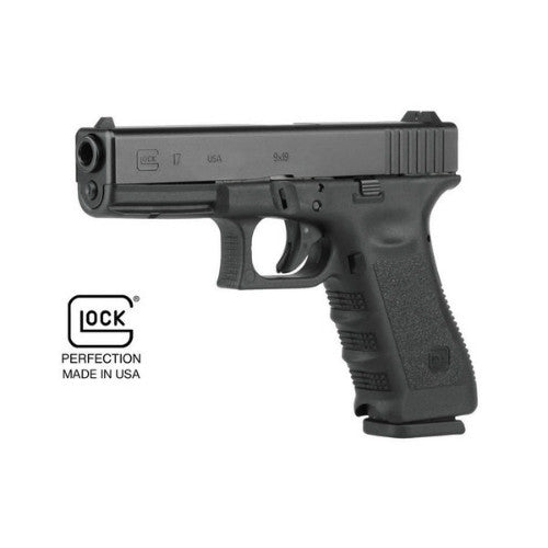 Glock 17 Generation 3  GNS (Glock night sights)