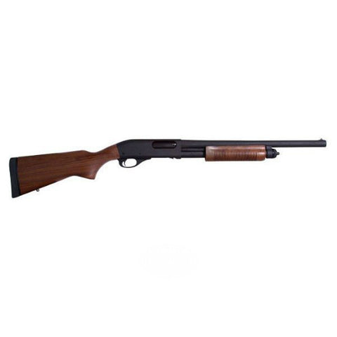 Remington 870 Police in .12 GA Parkerized/Wood