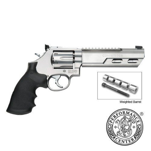 Smith & Wesson 686 Competitor 6