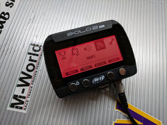 AiM Solo 2 DL GPS Lap Timer with ECU Integration