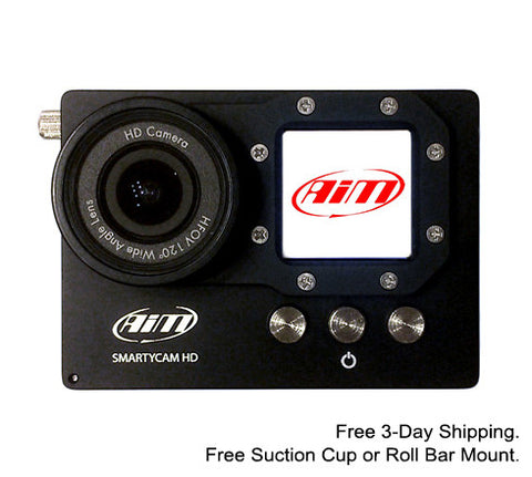 AiM SmartyCam HD Rev 2.1 Racing Camera