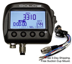 AiM Solo DL with ECU Integration GPS Lap Timer & Data Logger