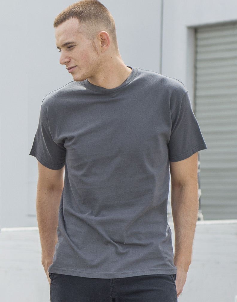 Men's Classic Fit Ringspun 20 single Tee