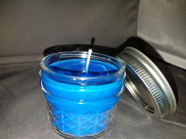 8oz Mason Jar Candles - Farm District Crafts