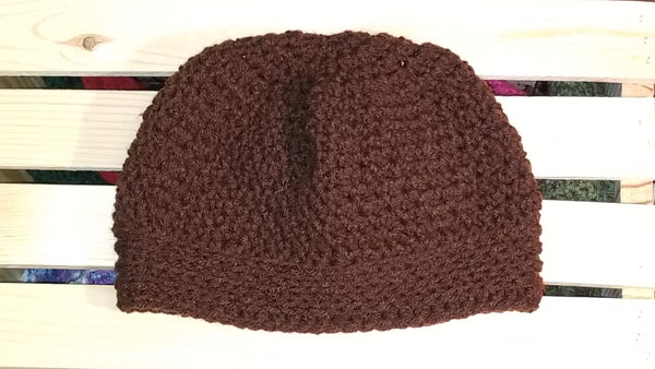 Back N Forth Beanie - Farm District Crafts