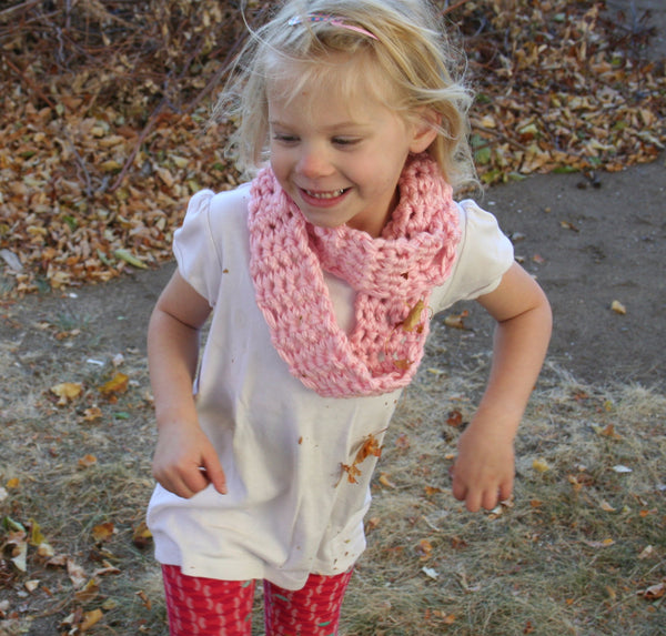 Infinity Scarf - Farm District Crafts