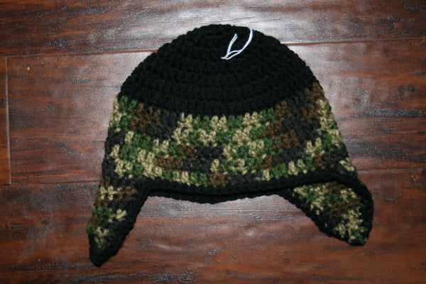 Toddler/Preschool Beanies - Farm District Crafts