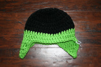 Newborn Ear Flap Beanie - Farm District Crafts