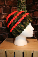 Bubblegum Pop Beanie - Farm District Crafts