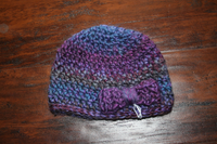 Newborn Beanies - Farm District Crafts
