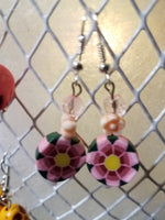Earrings by Alyssa - Farm District Crafts