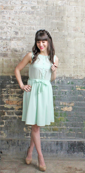 Peppermint Bay Dress, Ever Rose, Ever Rose Dress