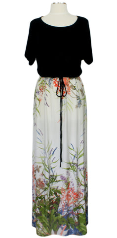 Sugar Magnolia Maxi, Ever Rose, Ever Rose Maxi Dress, Maxi Dress