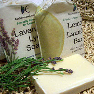 Botanical Earth's Coconut Oil Laundry Bars