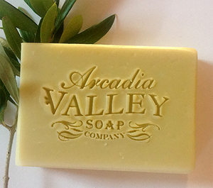 Unscented natural olive oil Castile soap