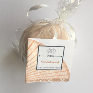 Bath Bomb Sandalwood