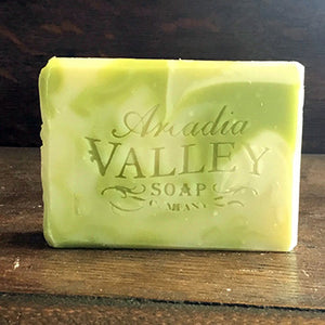 Handmade Shea Butter Soap Lily of the Valley