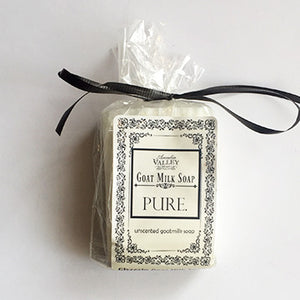Fragrance Free Goat Milk Soap - Gentle and Pure