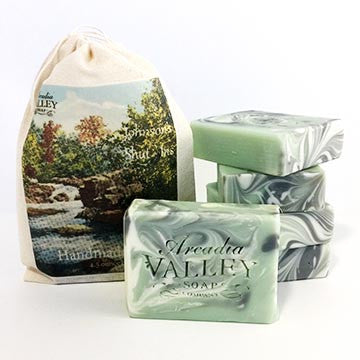 Johnson Shut Ins - White Tea and Ginger Artisan Handmade Soap