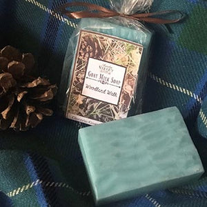 Woodland Walk Goat Milk Soap