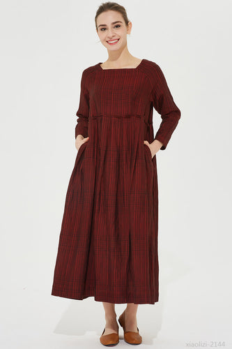 loose fitting dress