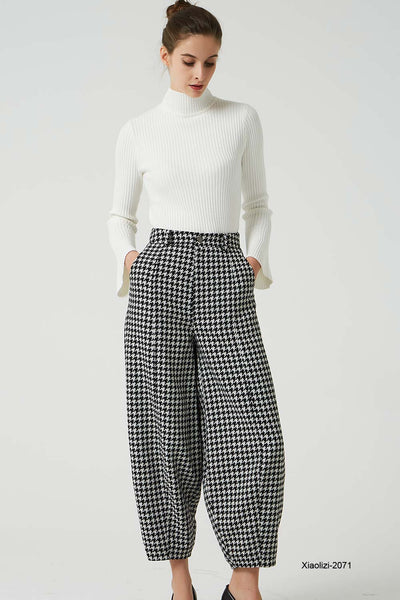 loose fitting pant