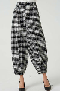 winter wool pant