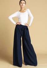 Load image into Gallery viewer, womens wide leg pants