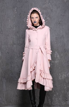 Load image into Gallery viewer, pink coat