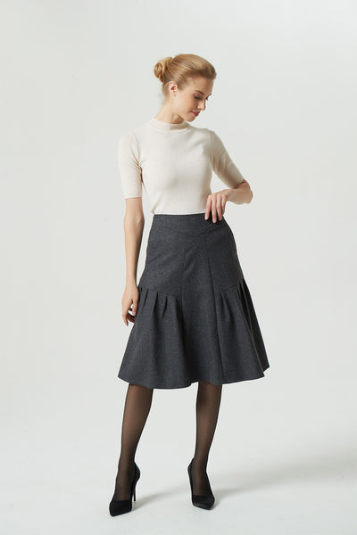 winter skirt