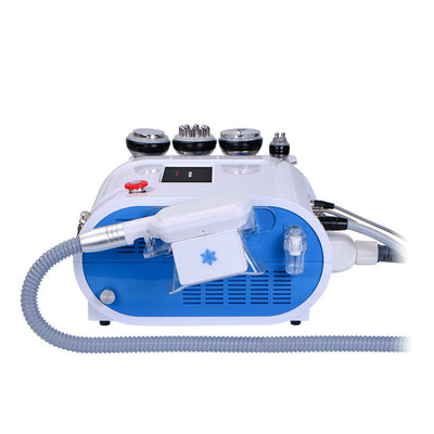 Gizmo Supply 5 in 1 Cooling RF Cavitation Cryolipolysis Machine