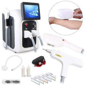 Gizmo Supply 2 in 1 IPL Hair Removal Skin Rejuvenation Machine