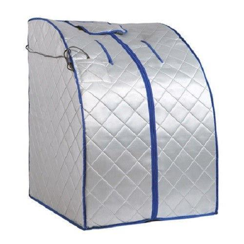 Gizmo Supply 1000W Portable Therapeutic Infrared Sauna Spa XL