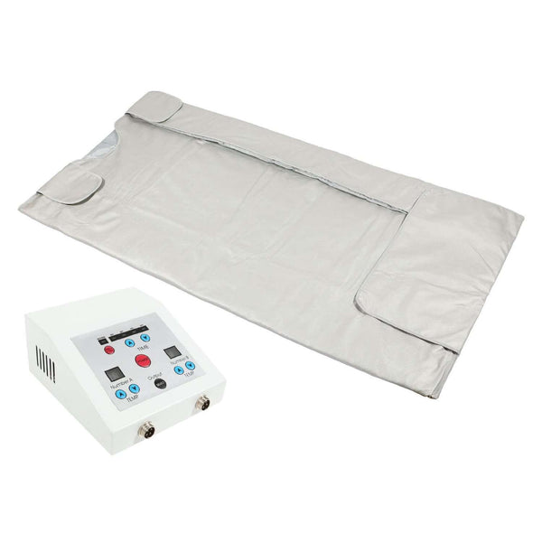 Gizmo Supply 2 Zone Far Infrared FIR Sauna Blanket