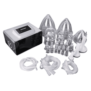 Gizmo Supply Breast Enhancement Vacuum Lymph Therapy Machine