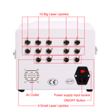 Gizmo Supply Lipo Laser Lipolysis 14 Pads Machine