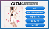 Gizmo Supply Portable 5 in 1 Ultrasonic Cavitation Machine