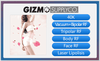 Gizmo Supply 7 in 1 Ultrasonic 2.0 Cavitation Photon Machine