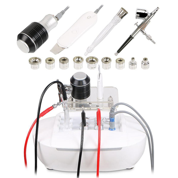 Gizmo Supply 4 in 1 Ultrasonic Microdermabrasion Cooling Machine