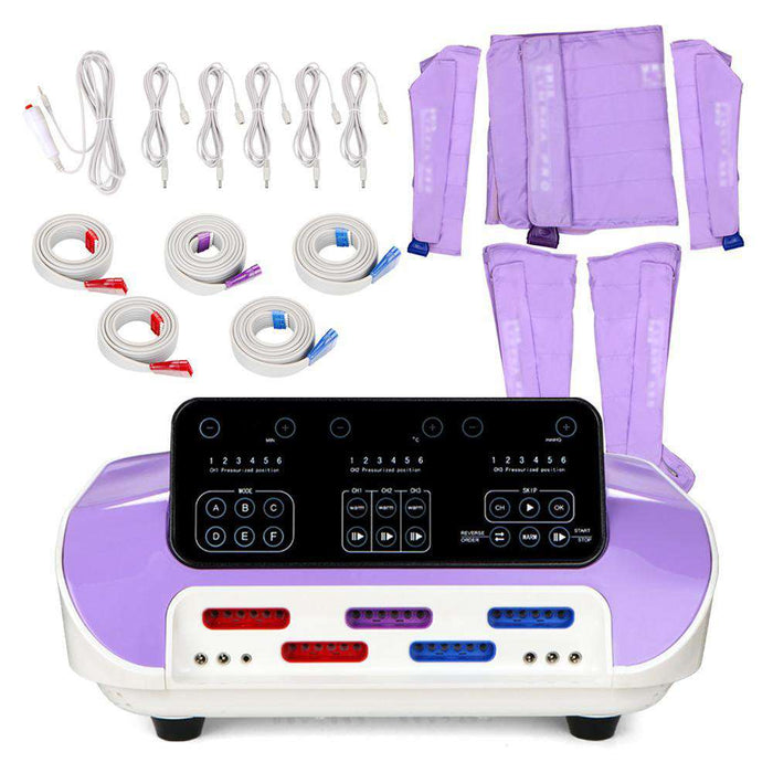 Gizmo Supply Air Pressure Lymphatic Drainage Machine