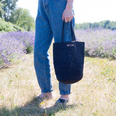 Everyday straw bag
