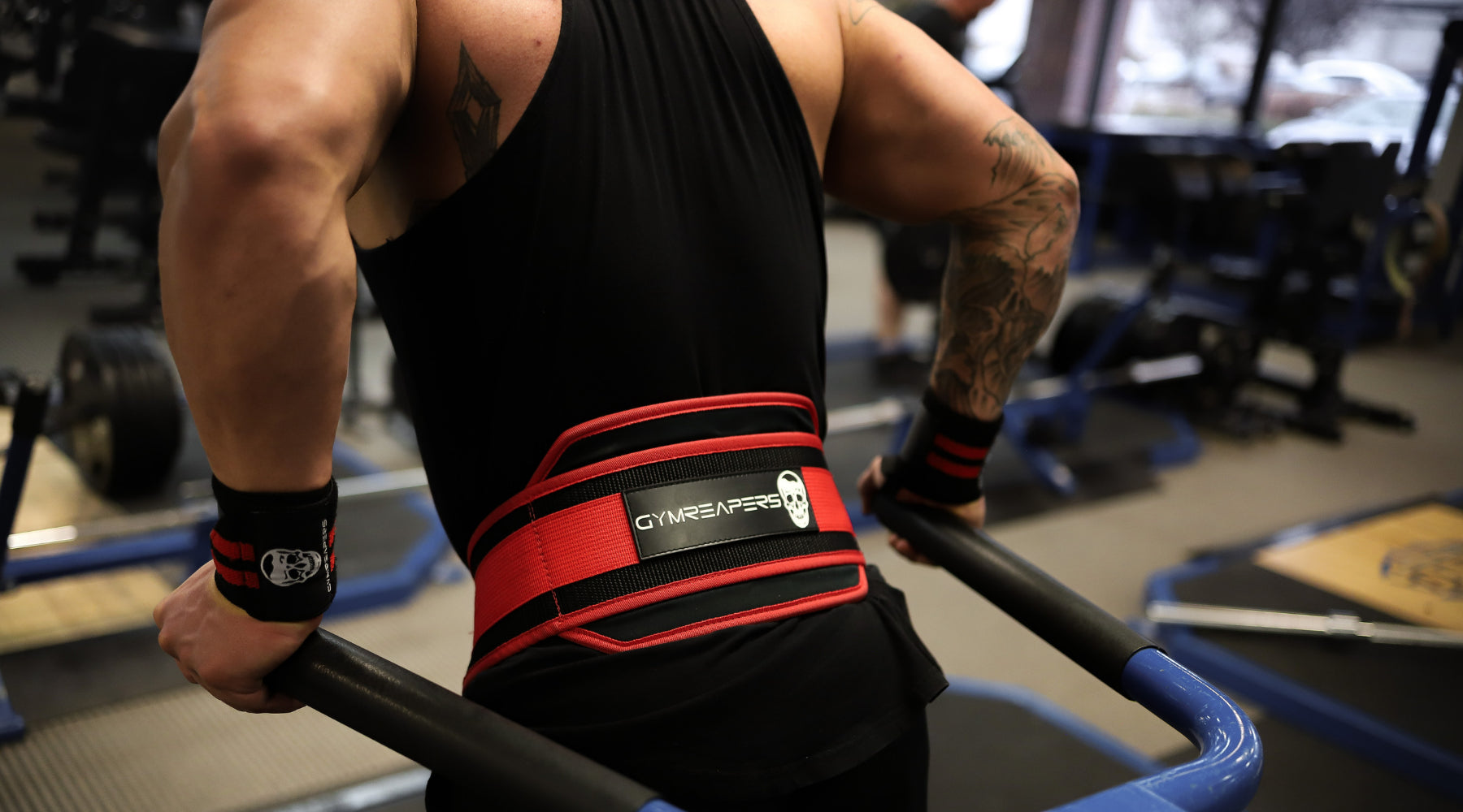 Dipping Belt Weightlifting Dip with Steel Chain BodyExercise Gym Training Straps
