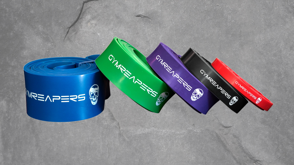 Gymreapers Resistance Bands