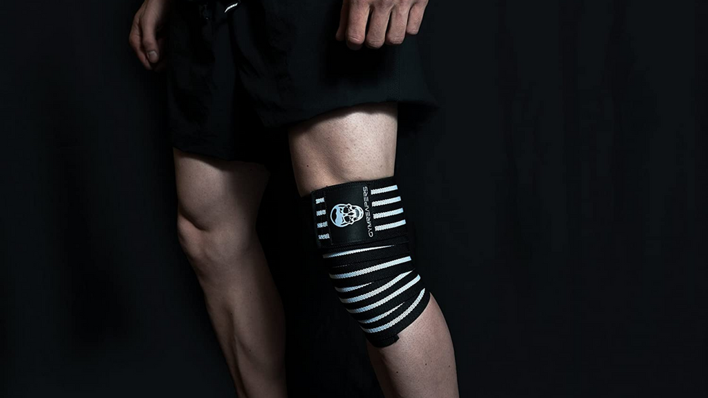 Why you should wear knee wraps