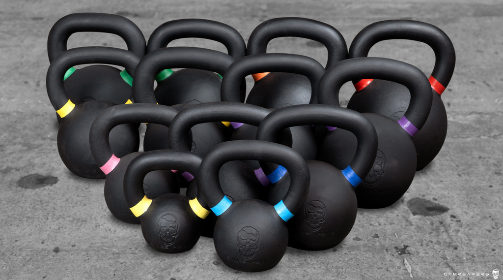 Gymreapers Kettlebell Collection