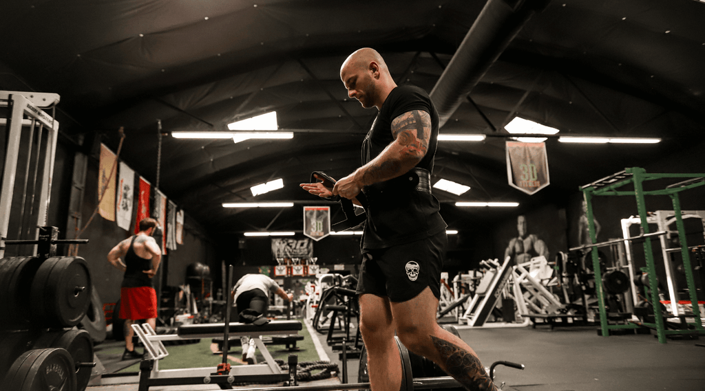 what does deadlift work