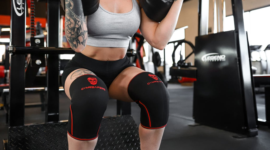 knee sleeves provide support
